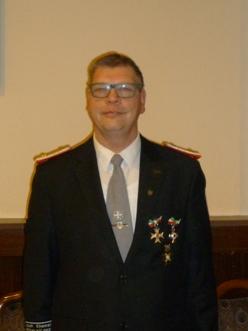 Beisitzer Frank Vollmer