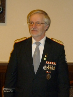 2. Vorsitzender Herbert Meyer
