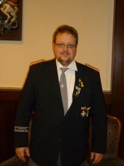 Fahne  Reiner Gorski