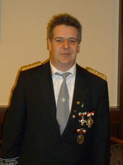 1. Vorsitzender Thomas Rüther