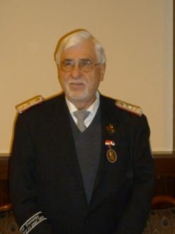Beisitzer Walter Beckmann